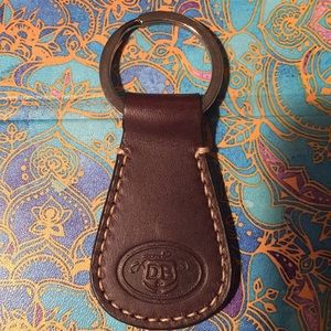 Dooney & Bourke key ring